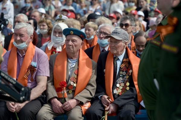 Парад в Верхней Пышме(2021)|Фото: Пресс-служба УГМК