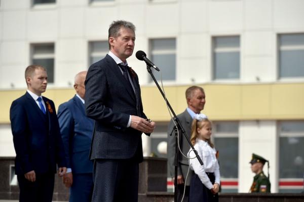 Андрей Козицын(2021)|Фото: Пресс-служба УГМК
