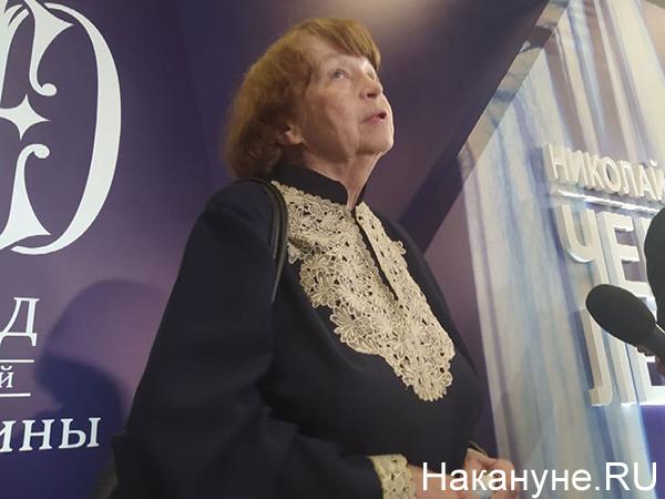 Елена Сакныне(2021)|Фото: Накануне.RU