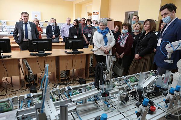 Корпоративный университет УВЗ (2021)|Фото: uralvagonzavod.ru