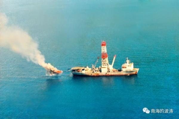 Советские  нефтяники помогают Вьетнаму добывать нефть, май 1984 г.(2021)|mp.weixin.qq.com