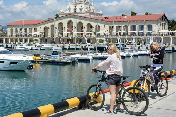 курорт, море, туризм(2021)|Фото: пресс-служба администрации Краснодарского края
