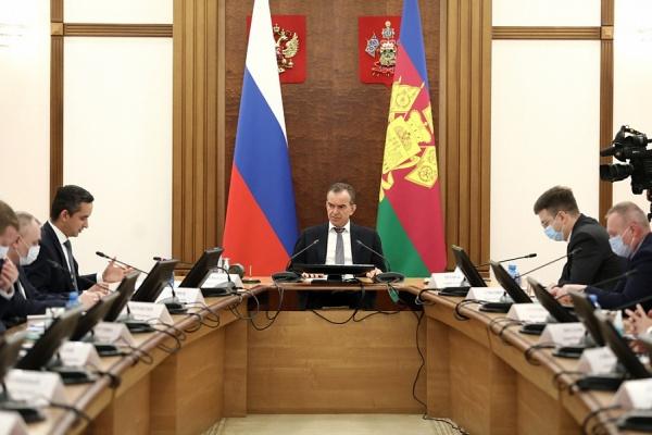 вениамин кондратьев, правительство краснодарского края(2021)|Фото: пресс-служба администрации Краснодарского края