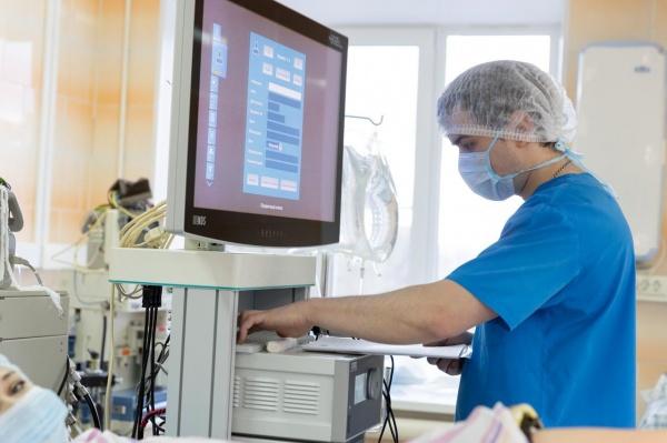 врач, медицина, медоборудование, больница(2021) Фото: фонд святой Екатерины