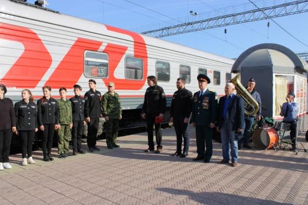 поисковики, рмк, поезд(2021)|Фото: пресс-служба РМК