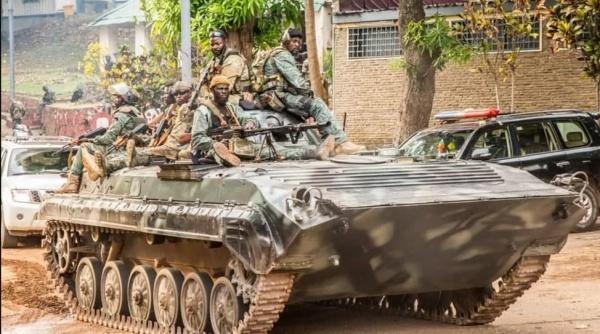 цар, танк, африка(2021)|Фото: РИА ФАН