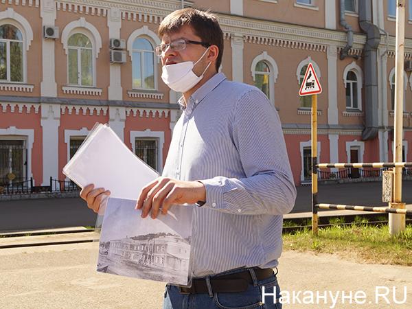Владимир Веретёнов(2021)|Фото: Накануне.RU