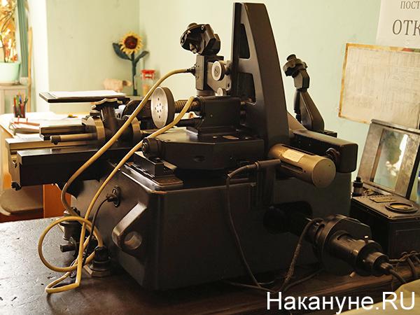 Мотовилихинские заводы, оптико-механический микроскоп(2021)|Фото: Накануне.RU