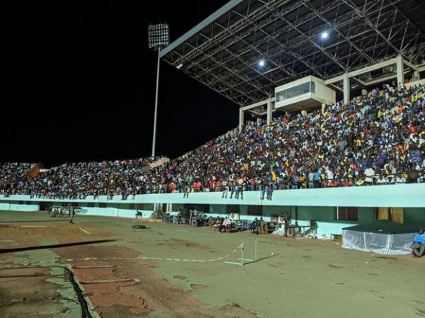 банги, стадион, цар, африка(2021) Фото: РИА ФАН/ Александр Васильев