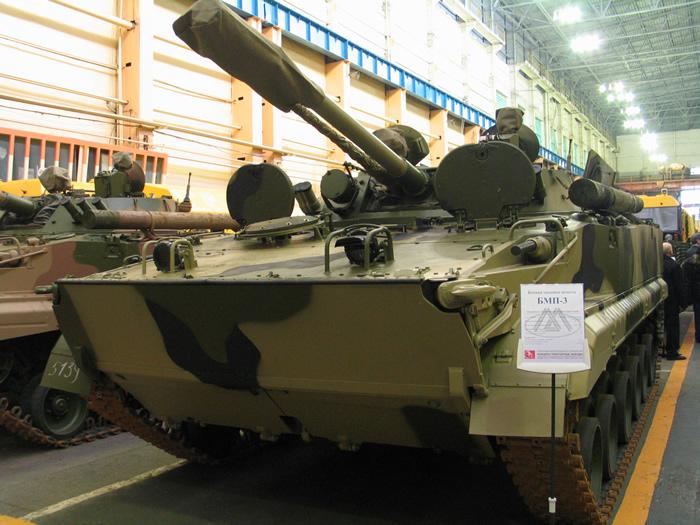 БМП-3 Курганмашзавод|Фото:накануне.ру