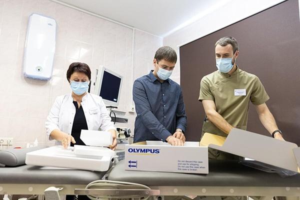 Медицинское оборудование для операций в ОДКБ(2021)|Фото: Фонд святой Екатерины