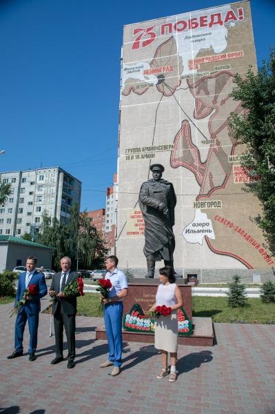 федюнинский, памятник, сметанюк(2021)|Фото: vsluh.ru