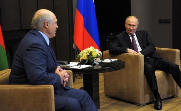 Путин, Лукашенко(2021) Фото: kremlin.ru