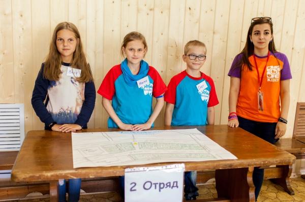детский лагерь, спортивный лагерь, детский отдых, нижневартовск(2021) Фото: пресс-служба администрации Нижневартовска