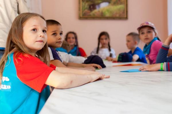 детский лагерь, детский отдых, нижневартовск(2021) Фото: пресс-служба администрации Нижневартовска
