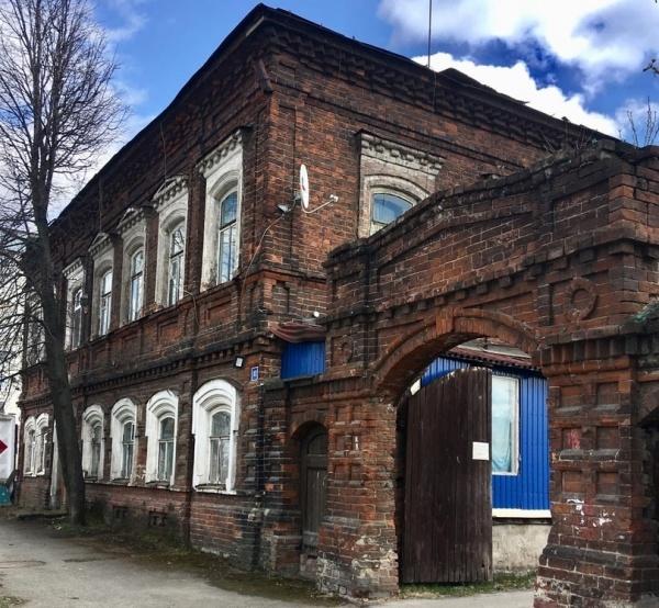 Окулова 12, Пермь(2021)|Фото: Marina.Roman.Novna