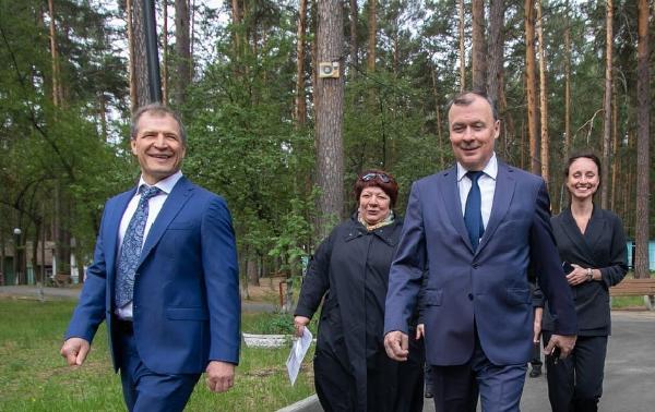Игорь Володин, Алексей Орлов(2021)|Фото: instagram.com/glava.ekb