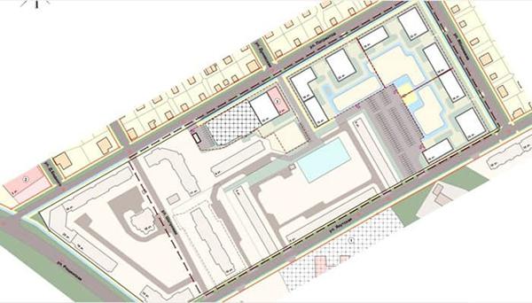 Проект участка частного сектора на Уктусе в Екатеринбурге(2021)|Фото: пресс-служба свердловского отделения КПРФ