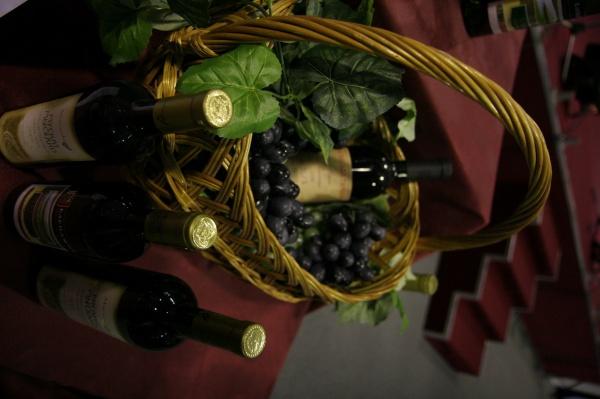 вино, корзина, виноделие, кубанское вино(2021)|Фото: пресс-служба администрации Краснодарского края