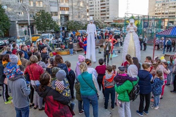 вихарев, детский праздник, дети(2021)|Фото: vk.com/aleksey.vikharev