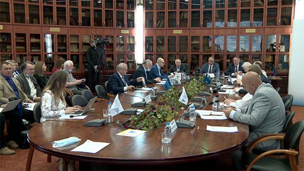 Заседание Совета ТПП РФ по промышленному развитию и конкурентоспособности экономики России(2021)|Фото: me-forum.ru