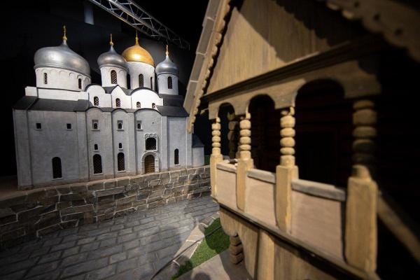 музей, древняя русь, изба, церковь(2021) Фото: фонд святой Екатерины
