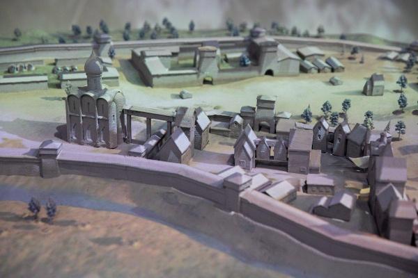 древняя русь, музей, панорама(2021) Фото: фонд святой Екатерины