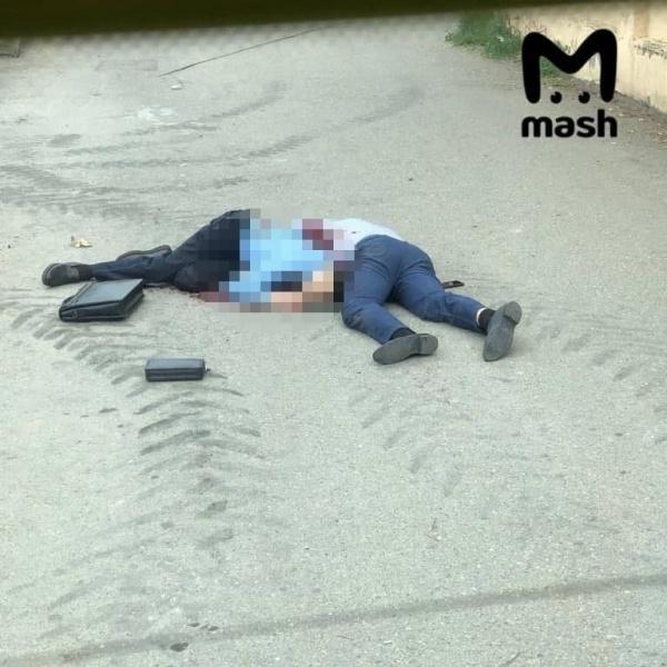 Стрельба в Адлере, убиты приставы.(2021)|Фото: telegram-канал Mash