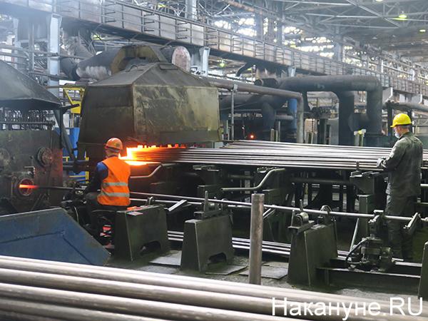 Синарский трубный завод(2021)|Фото: Накануне.RU