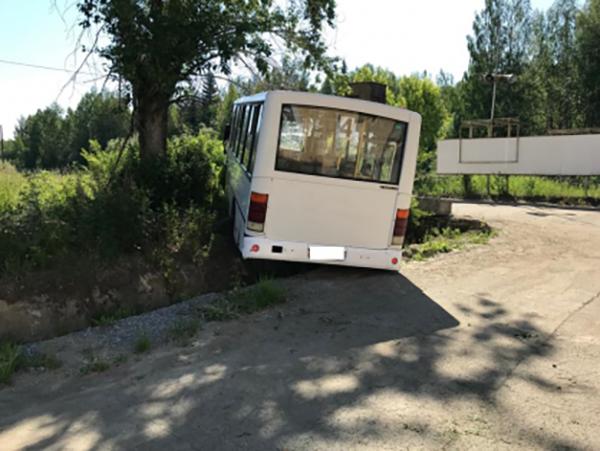 Автобус ПАЗ, врезавшийся в остановку в закрытом городе Лесной Свердловской области(2021)|Фото: СУ Следственного комитета РФ по Свердловской области
