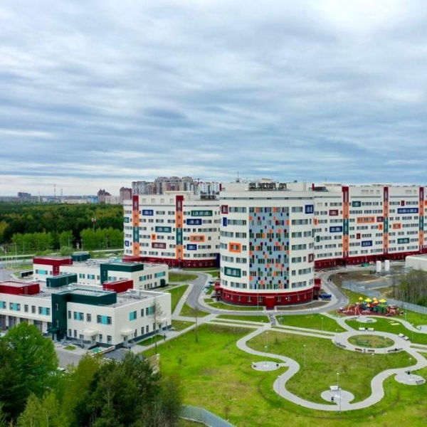Перинатальный центр, Сургут(2021)|Фото: Департамент общественных и внешних связей Югры