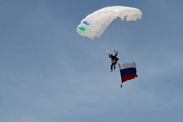 День России, 12 июня, десант(2021)|Фото: УГМК