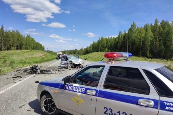 ДТП, авария, столкновение(2021) Фото: Валерий Горелых
