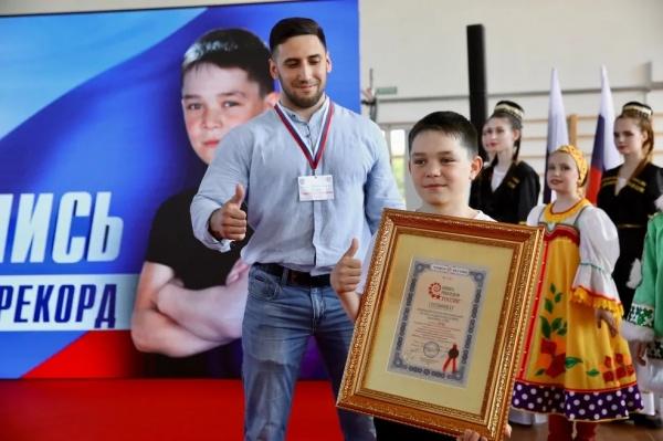 ильман, рекорд, спорт, сургутский район(2021) Фото: пресс-служба администрации Сургутского района