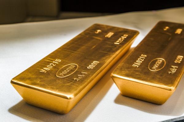 золото, слиток(2021)|Фото: Пресс-служба УГМК