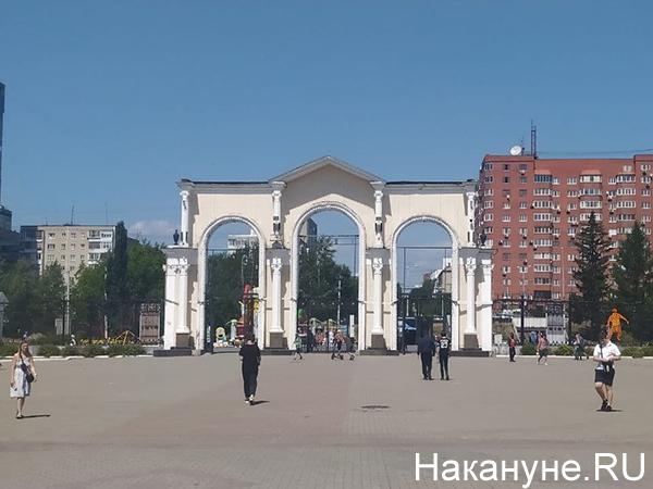 ЦПКиО в Екатеринбурге(2021)|Фото: Накануне.RU