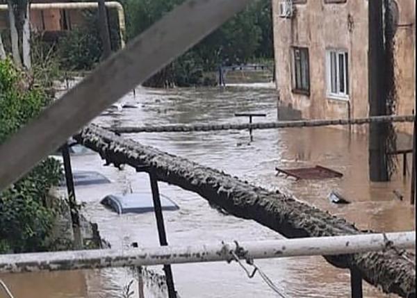 Потоп в Керчи(2021)|Фото: vk.com/badcrimea
