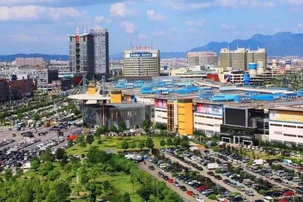 Город Иу в китайской провинции Чжэцзян(2021)|Фото: big5.china.com.cn