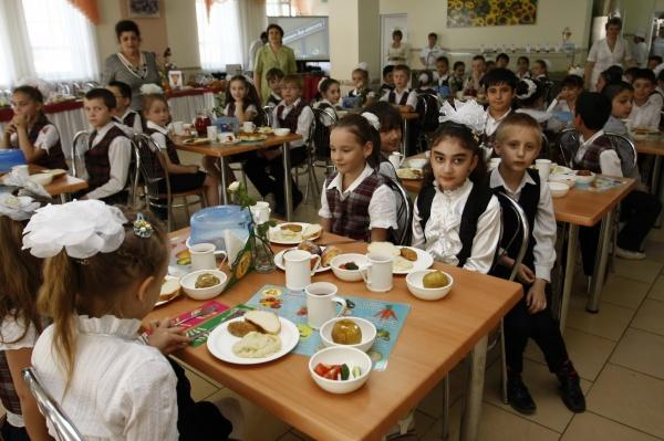 школьное питание, еда, столовая(2021)|Фото: пресс-служба администрации Краснодарского края