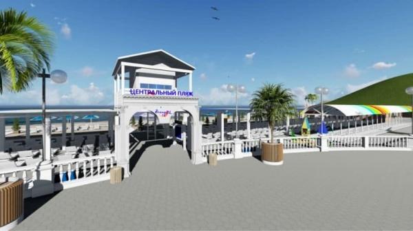 набережная, геленджик, курорт, море, отдых россиян, пляж(2021) Фото: пресс-служба администрации Геленджика