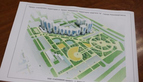 Проект, жилой дом, Нижневартовск(2021) Фото: Администрация Нижневартовска