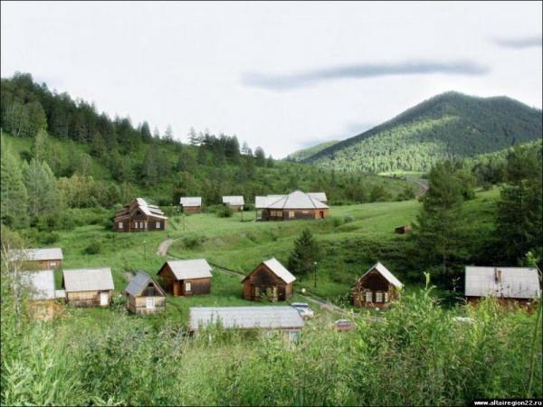 алтай, алтайский край, деревня, домики(2021)|Фото: пресс-служба правительства Алтайского края