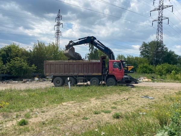 незаконные промышленные объекты, снос,(2021)|Фото: министерство экологии Челябинской области