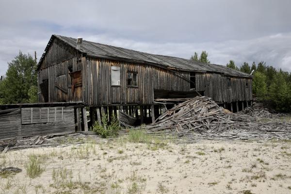 ветхое жилье, переселение граждан, сарай(2021)|Фото: пресс-служба администрации Сургутского района
