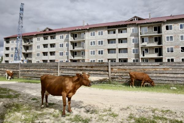жилье, строительство жилья, переселение граждан(2021)|Фото: пресс-служба администрации Сургутского района