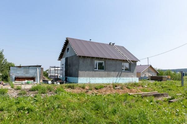 дом, село,  индивидуальное  строительство(2021) Фото: фонд святой Екатерины