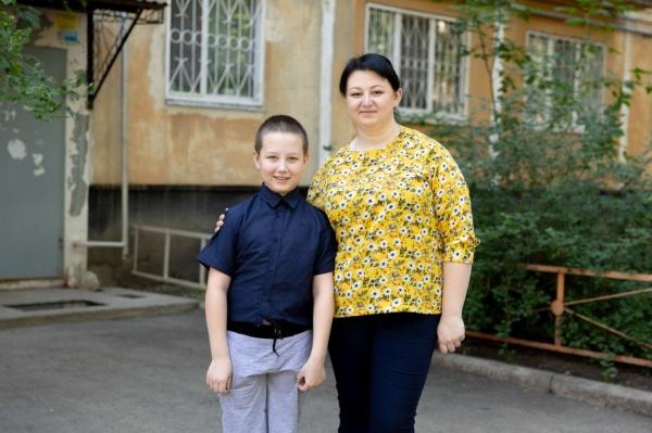 мать, ребенок(2021) Фото: фонд святой Екатерины