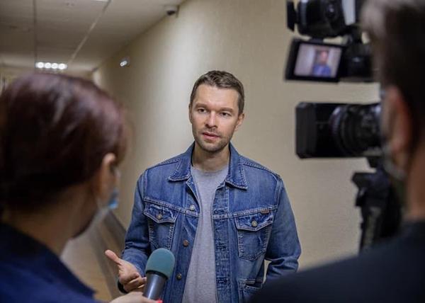 Алексей Вихарев(2021)|Фото: пресс-служба медицинской фракции