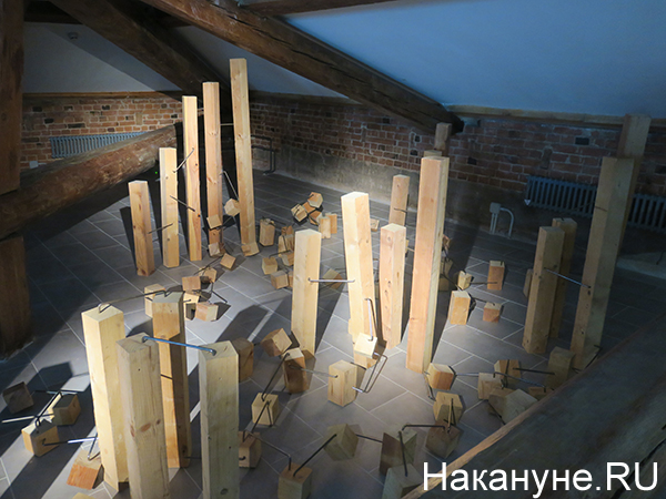 "Центр ""Эрмитаж-Урал"" в Екатеринбурге(2021)|Фото: Накануне.RU"