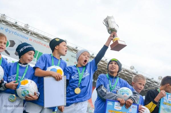 Метрошка, футбол,(2021) Фото: РМК